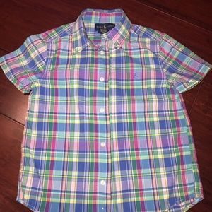 Polo Ralph Lauren, Boys, Size 5, button down, EUC!